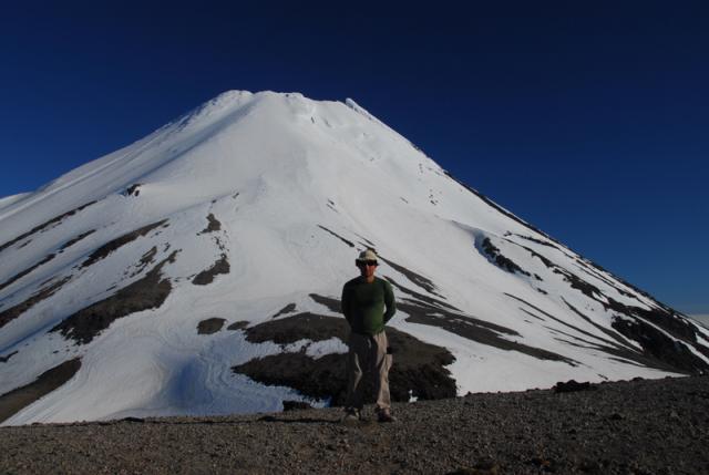 Fantom's Peak, Mount Taranaki