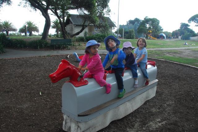 Nelson Playground