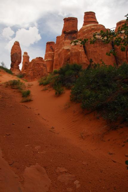 Fiery Rurnace, Arches National park