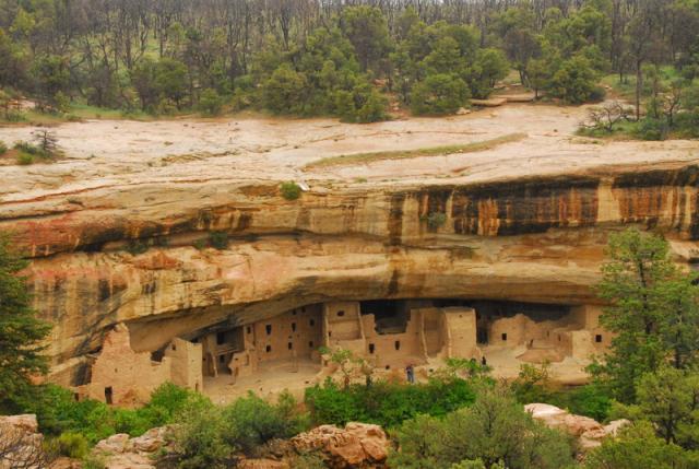 Cliff Dwelling, Mesa Verde National Park