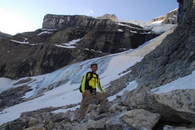 Hemi Near Stanley Glacier, Kootenay National Park